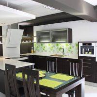 Grafická skla a obklady v kuchyni