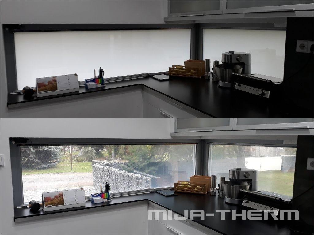 MIJA-GLASS chytré sklo s PLDC fólií
